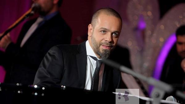 العازف اللبناني ميشال فاضل
