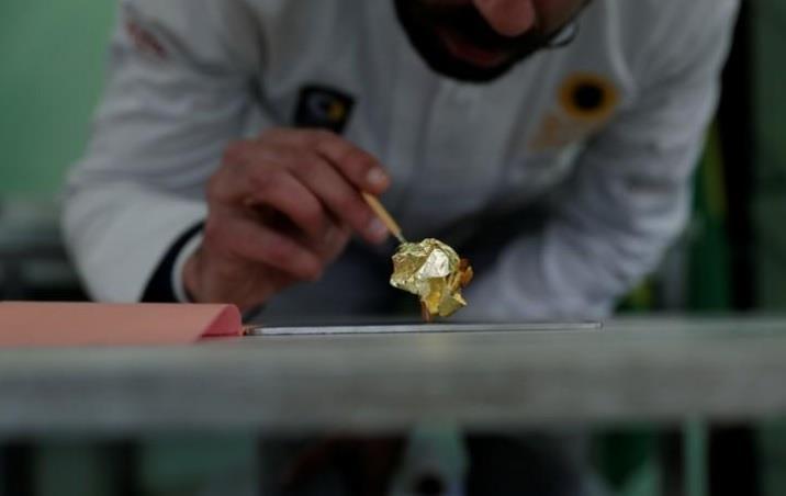 البرتغال تعرض أغلى قطعة شوكولاتة في العالم بسعر 9489 دولارا