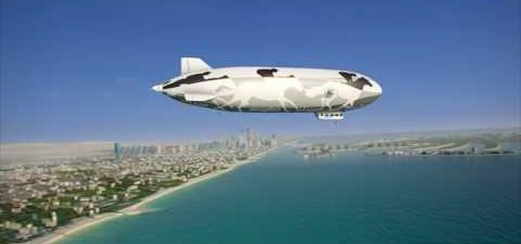 السفينة الطائرة.. قريباً في دبي!