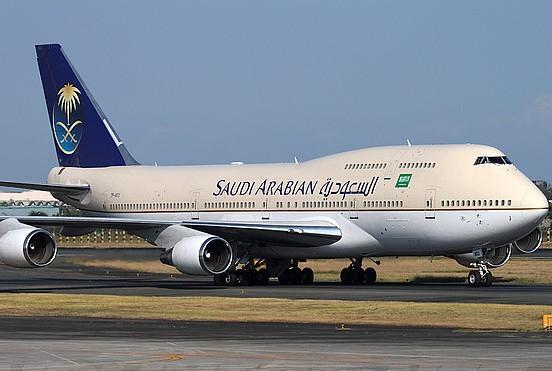 حالة طبية طارئة تجبر طائرة للخطوط السعودية على الهبوط في الهند